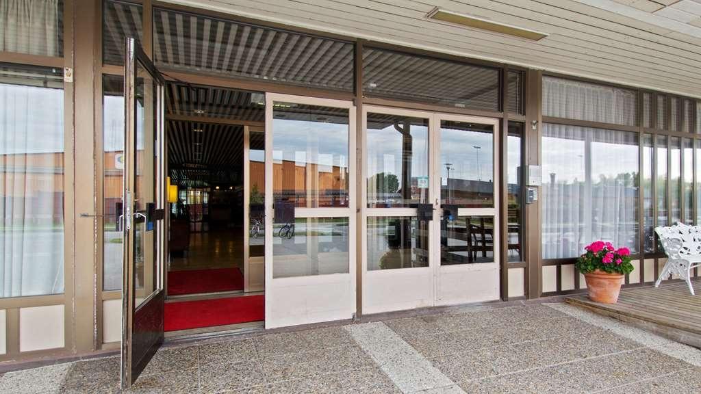 Best Western Hotel Scheele - Vista del vestíbulo