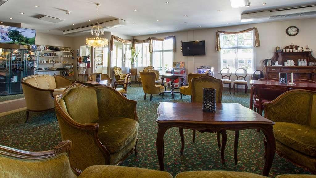 Best Western Solhem Hotel - Vue du lobby