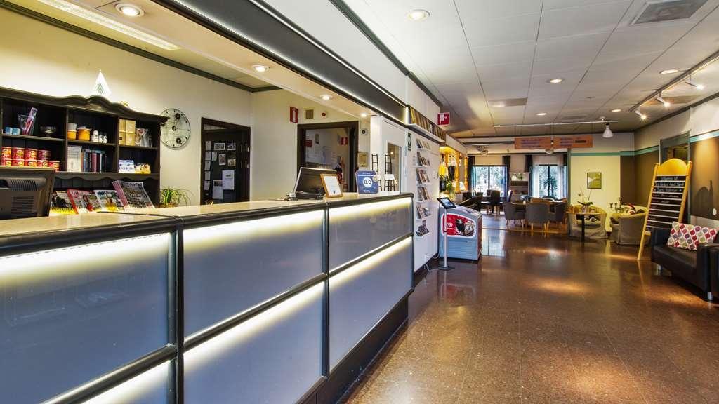 Best Western Hotell SoderH - Vue du lobby