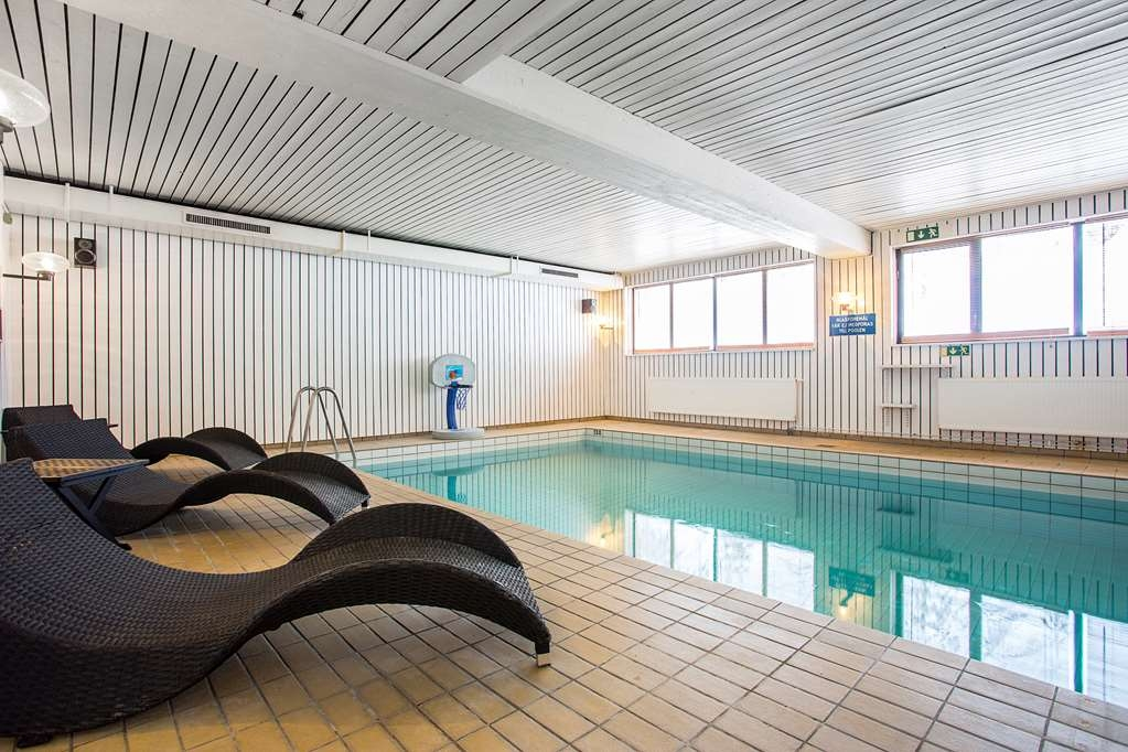 Best Western Hotell SoderH - Vue de la piscine