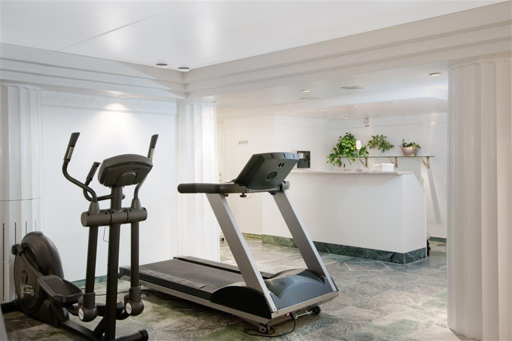 Best Western Hotel Carlia - Fitness Center