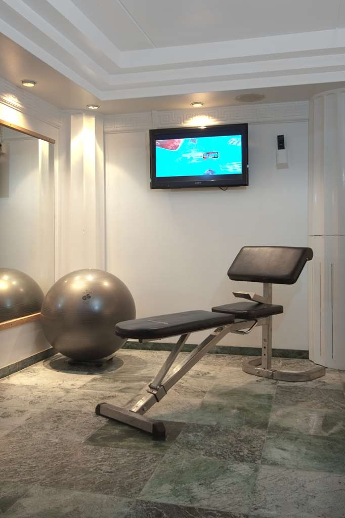 Best Western Hotel Carlia - exercise chambre