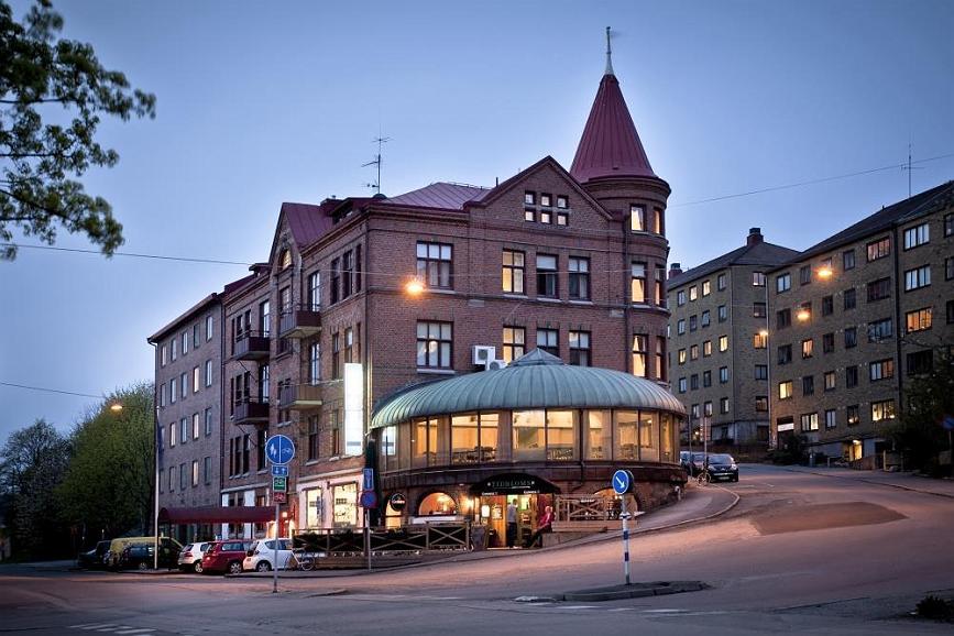 Best Western Tidbloms Hotel - Facciata dell'albergo