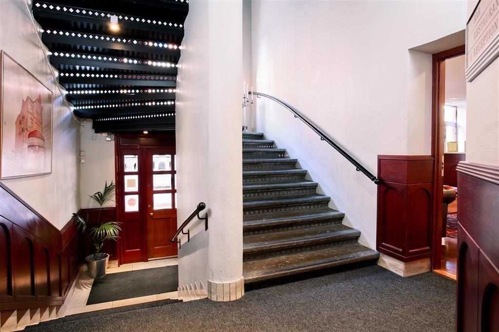 Best Western Tidbloms Hotel - Innenbereich