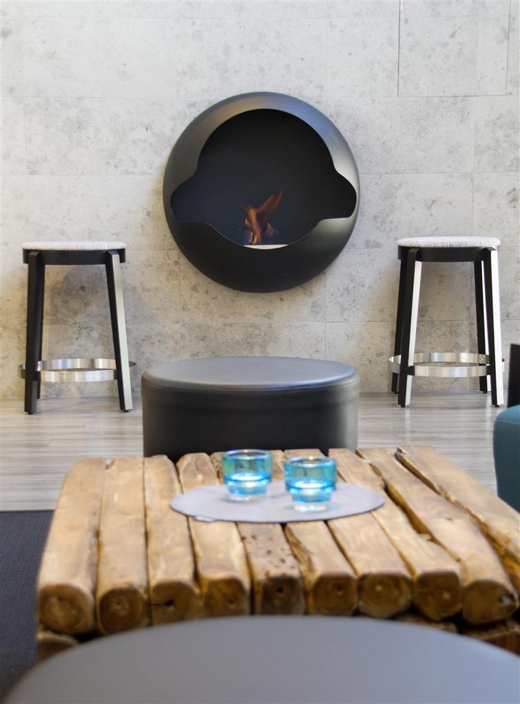 Best Western Hotel Corallen - Lobby