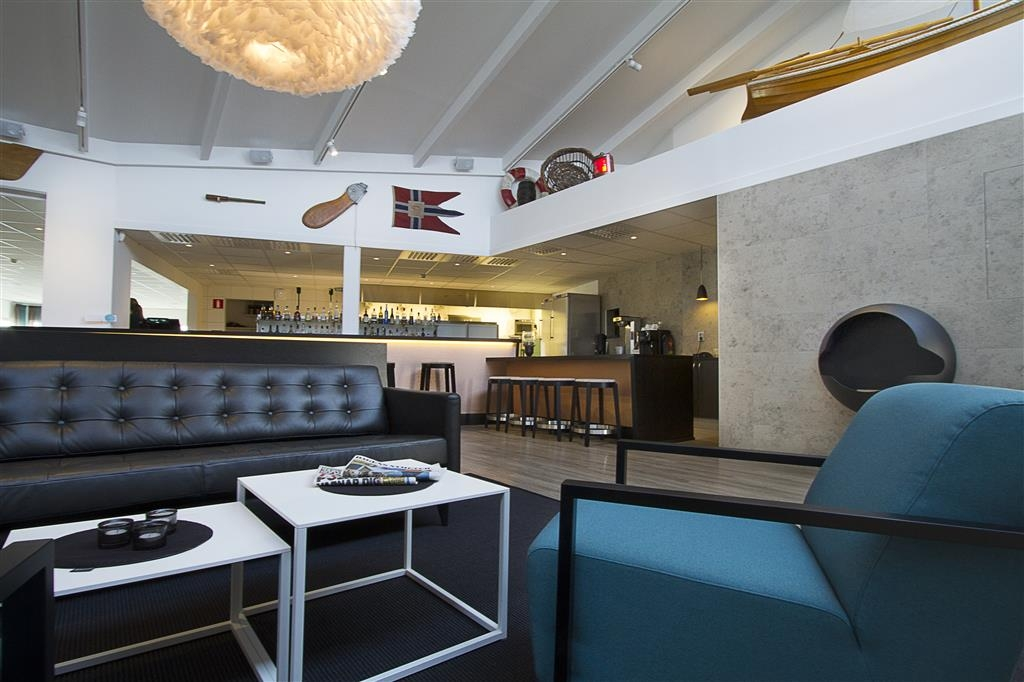 Best Western Hotel Corallen - Hall