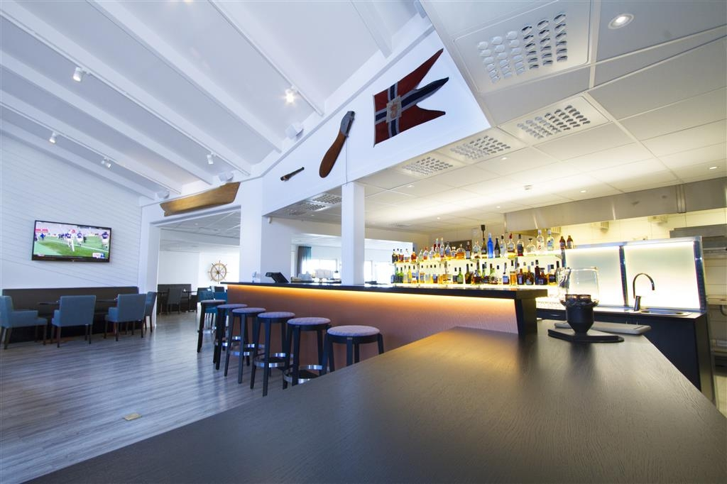 Best Western Hotel Corallen - Bar-salon
