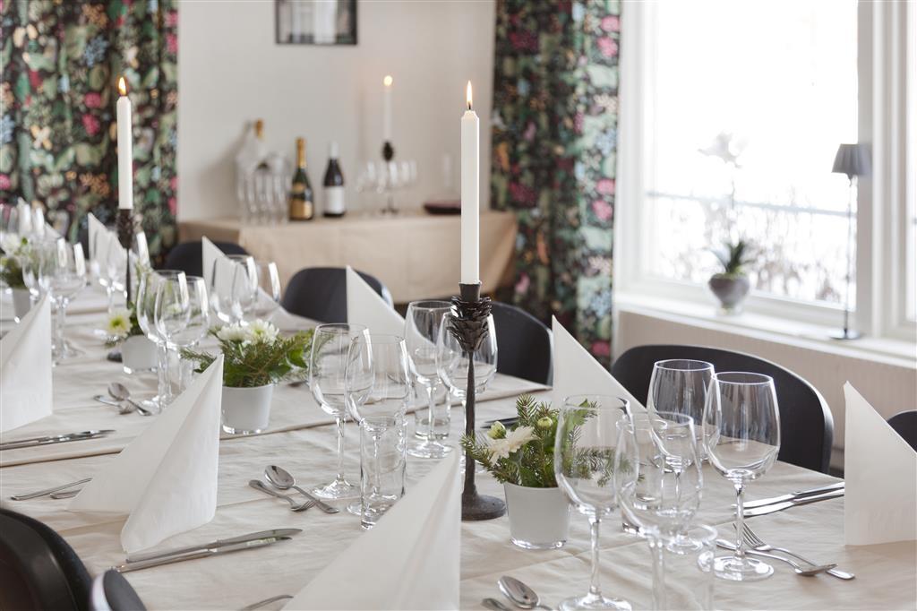 Best Western Hotel Botnia - Restaurantes