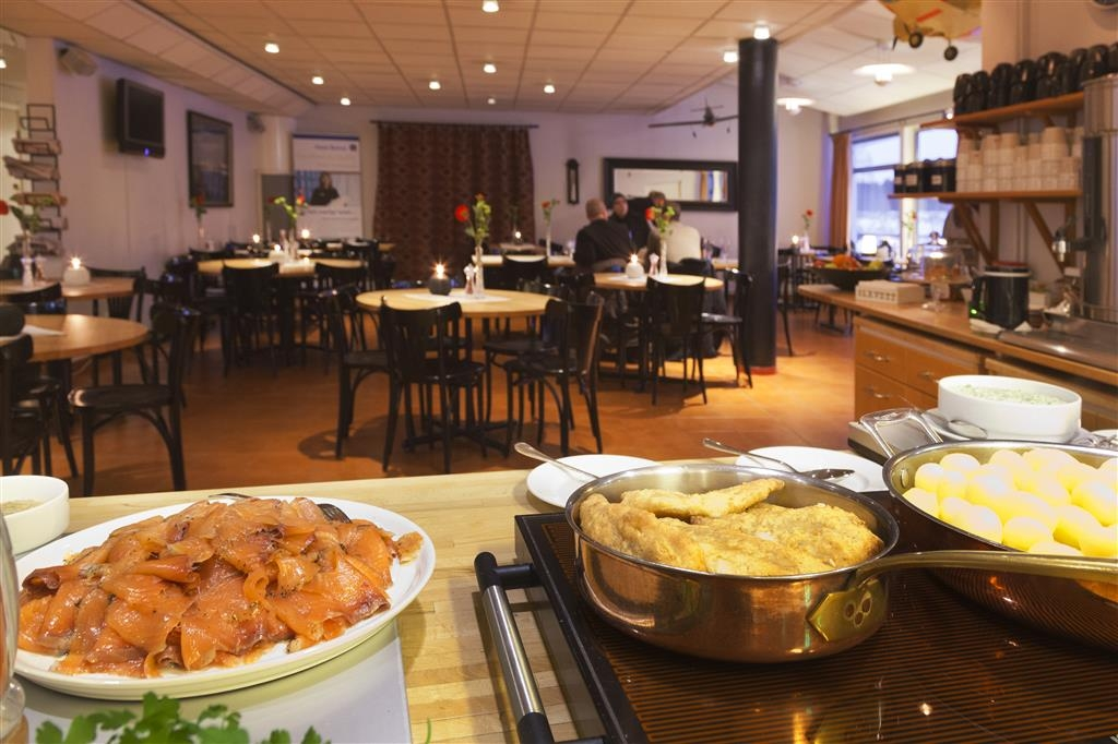 Best Western Hotel Botnia - Restaurant