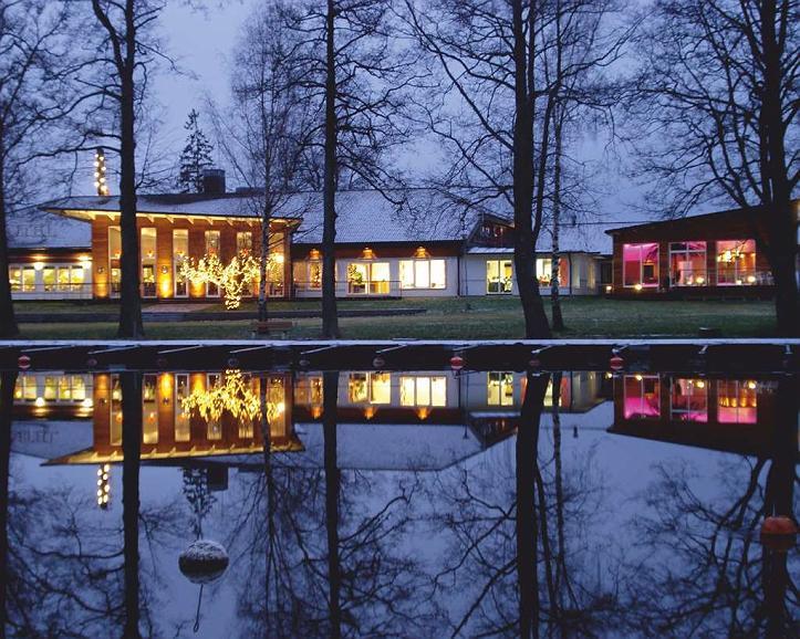 Best Western Hotel Norra Vattern - Aussenansicht