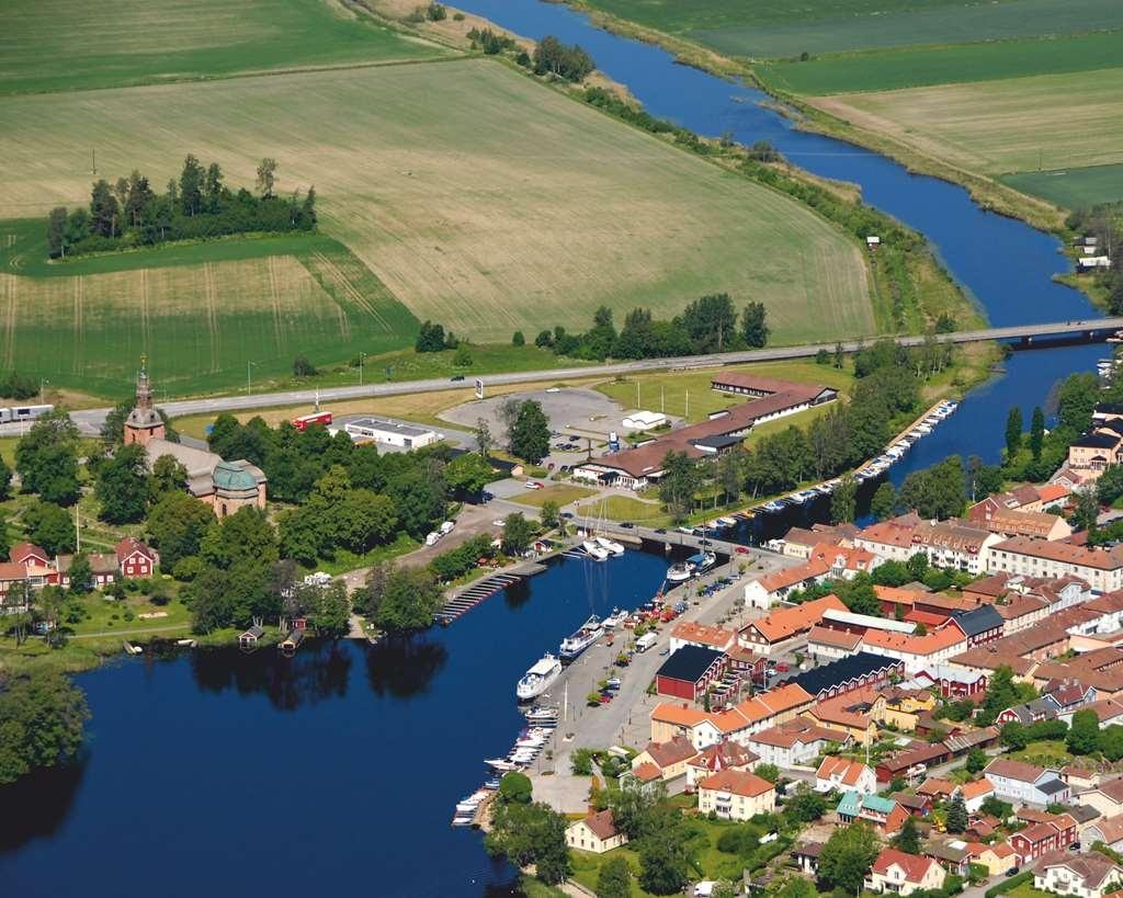 Best Western Hotel Norra Vattern - vista aérea