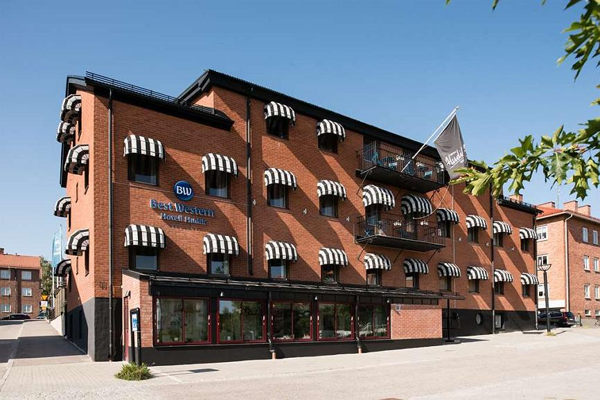 Best Western Hotell Hudik - Vista esterna