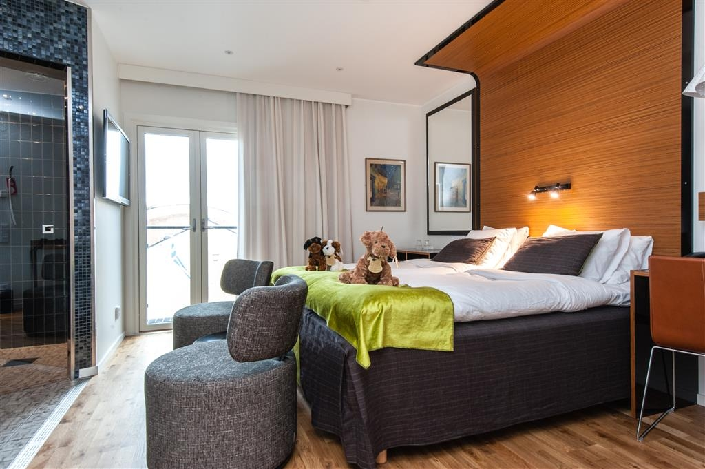 Best Western Hotell Hudik - Habitación