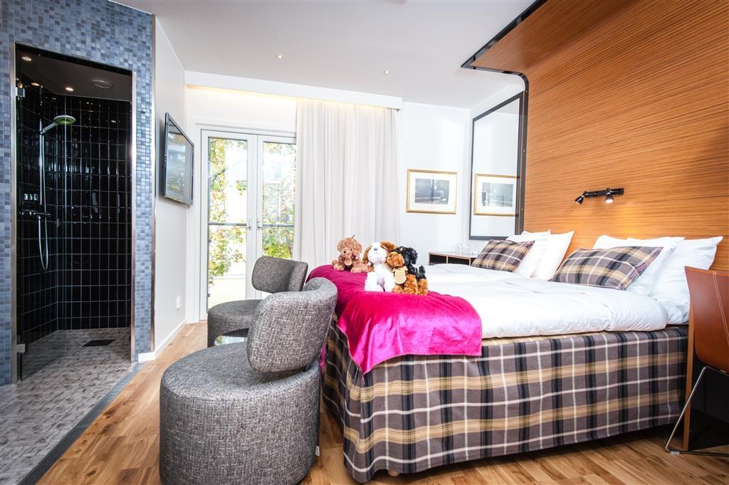 Best Western Hotell Hudik - De luxe guest Room