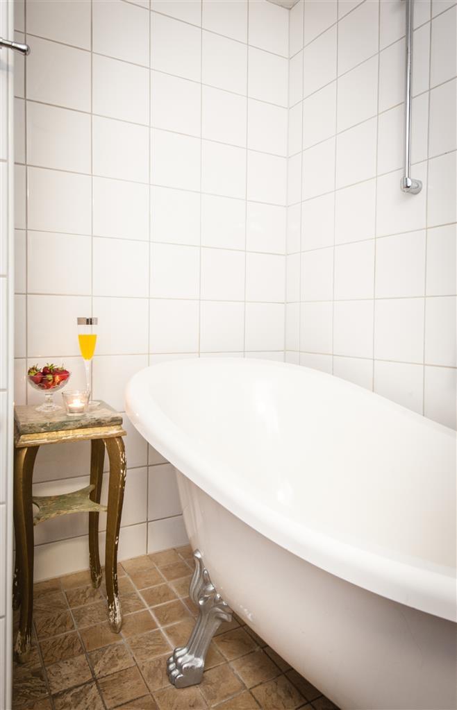 Best Western Hotell Hudik - Cuarto de baño de clientes