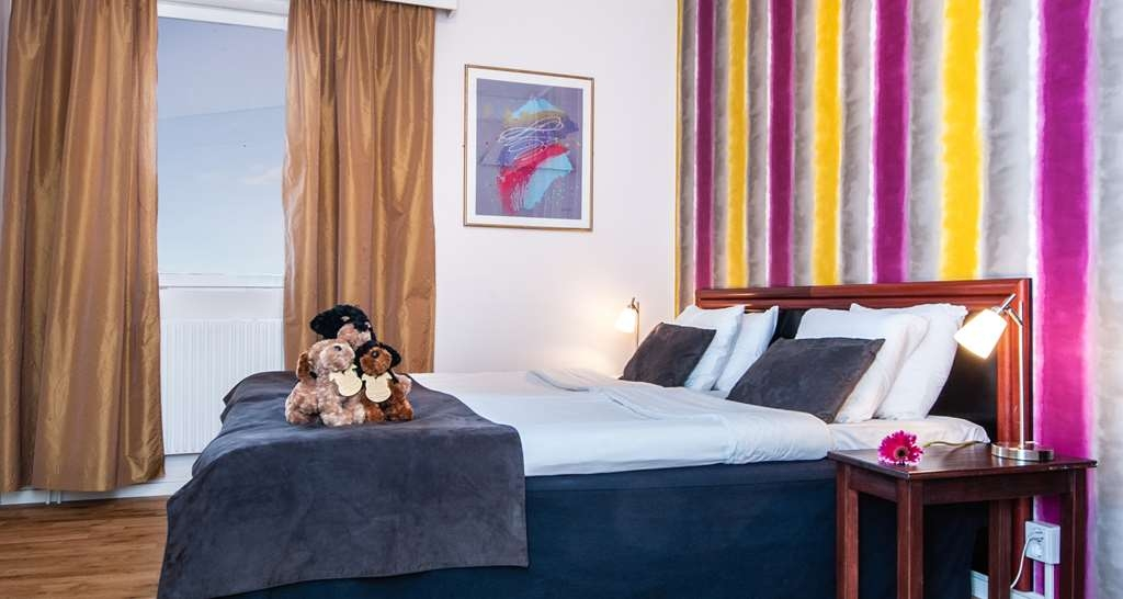 Best Western Hotell Hudik - Habitación de lujo