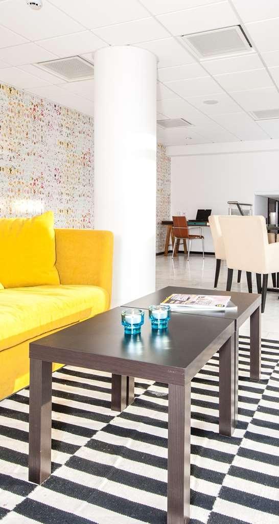 Best Western Hotell Hudik - Lounge