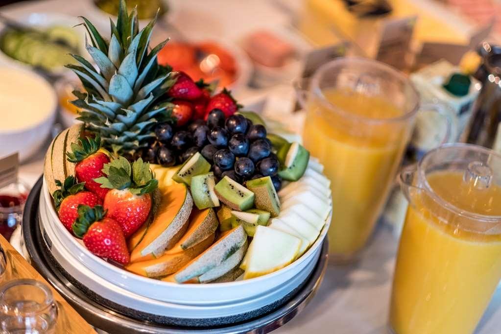 Best Western Hotell Hudik - Breakfast