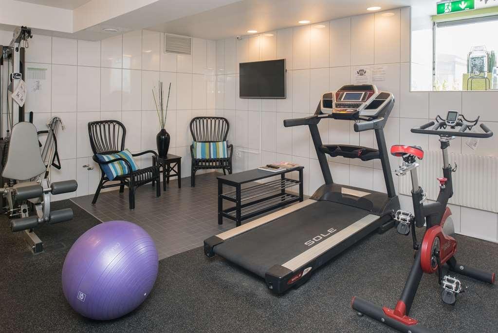 Best Western Hotell Hudik - Mini gym