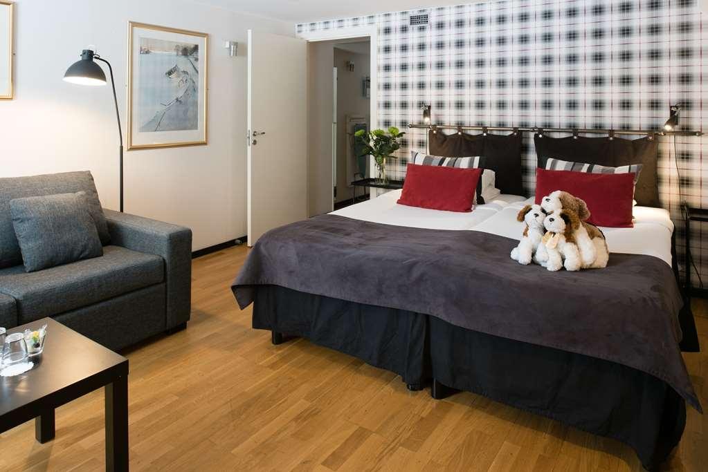 Best Western Hotell Hudik - Family room