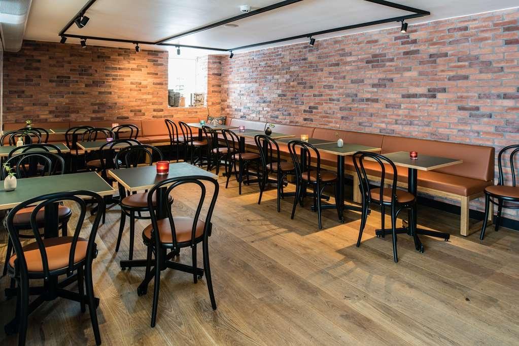 Best Western Hotell Hudik - Breakfast area