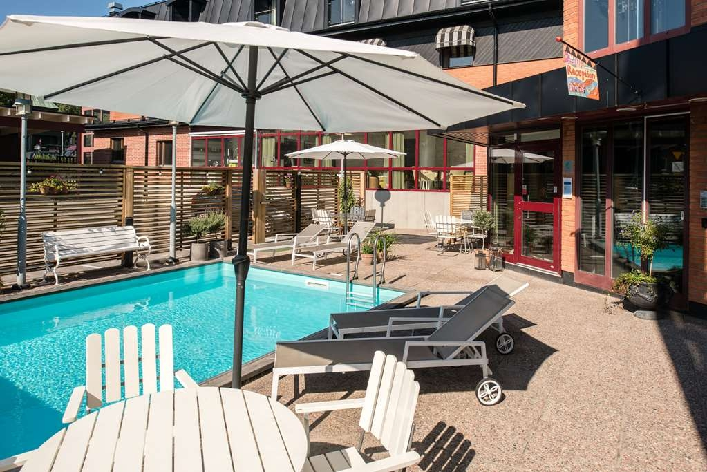 Best Western Hotell Hudik - Swimmingpool