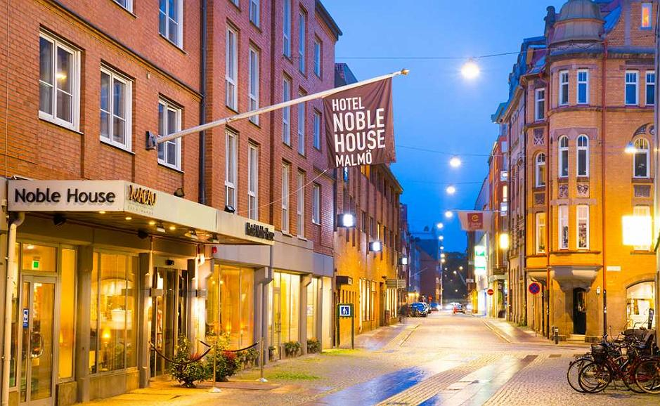 Best Western Plus Hotel Noble House - Aussenansicht