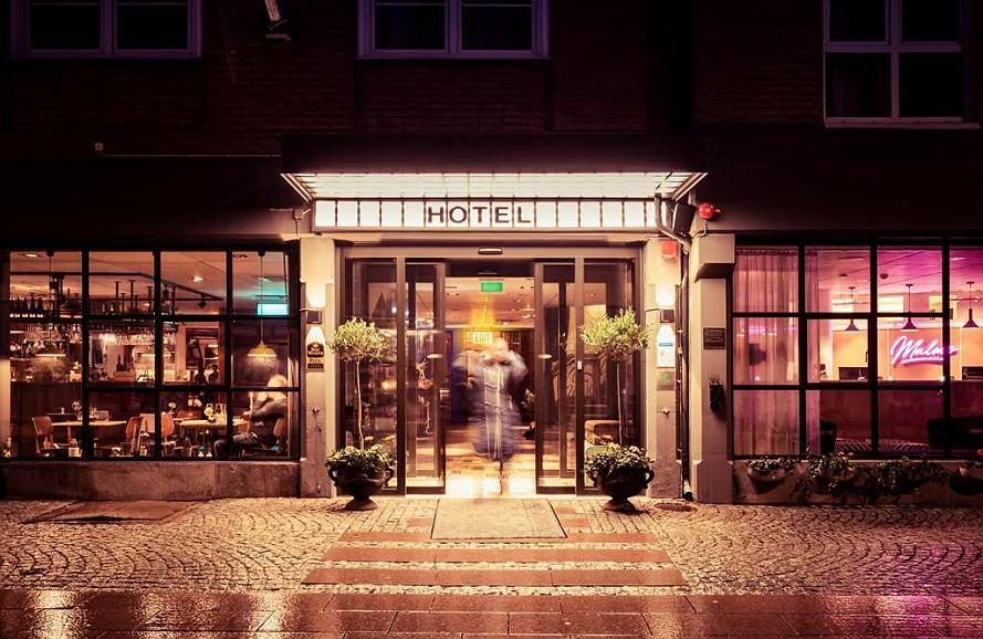 Best Western Plus Hotel Noble House - Entrance