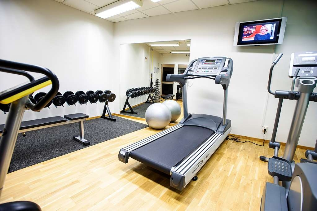 Best Western Plus Hotel Noble House - Sala fitness