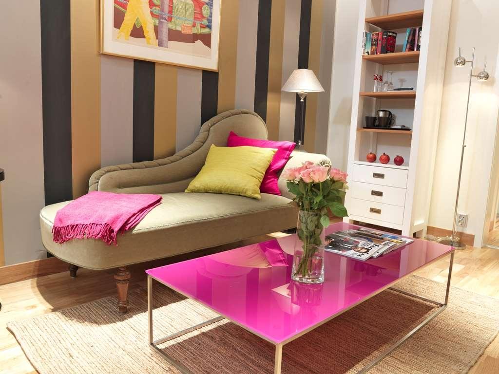 Best Western Plus Hotel Noble House - Suite Living Room