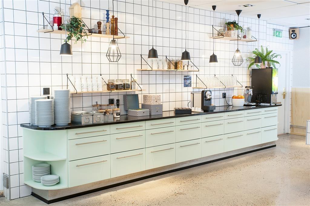 Best Western Plus Hotel Noble House - Zona de desayunos