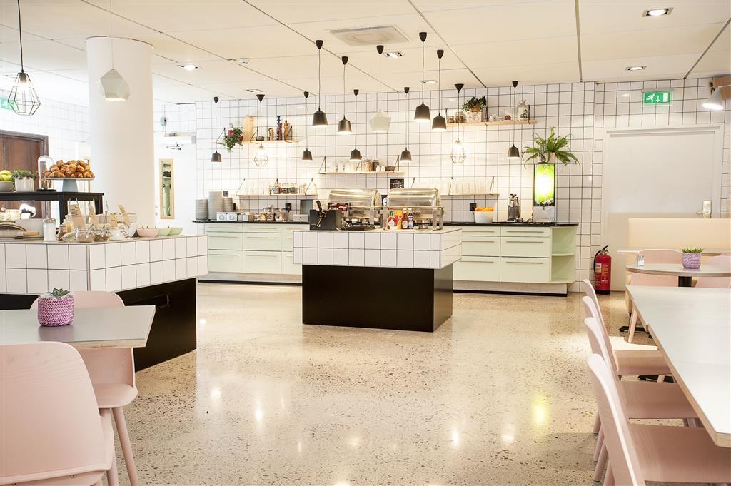Best Western Plus Hotel Noble House - Salle de petit déjeuner