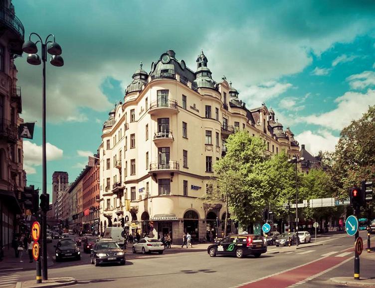 Hotel Kung Carl, BW Premier Collection - Aussenansicht