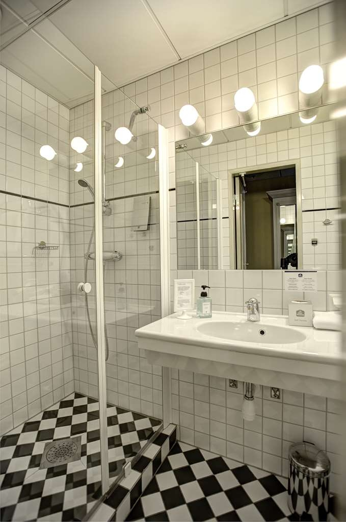 Hotel Kung Carl, BW Premier Collection - Baño