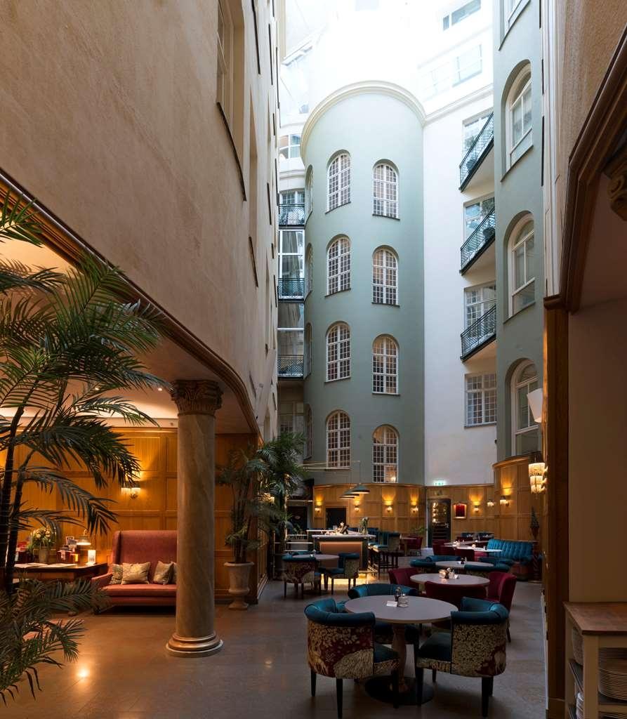 Hotel Kung Carl, BW Premier Collection - bar en el vestíbulo