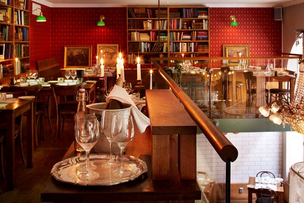 Hotel Kung Carl, BW Premier Collection - Restaurant / Gastronomie