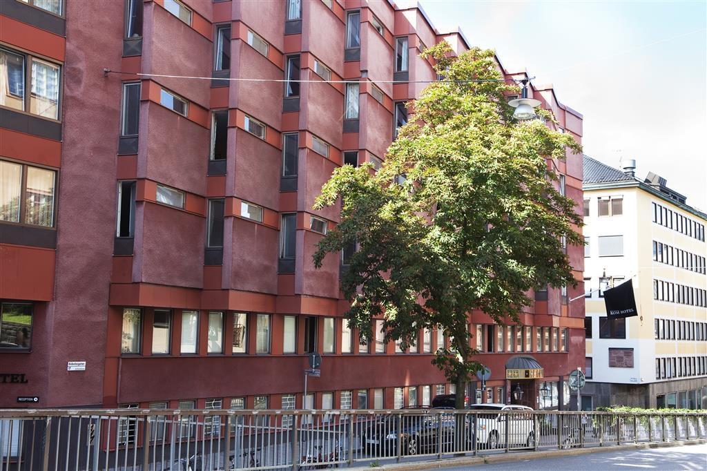 Best Western Kom Hotel Stockholm - Facciata dell'albergo
