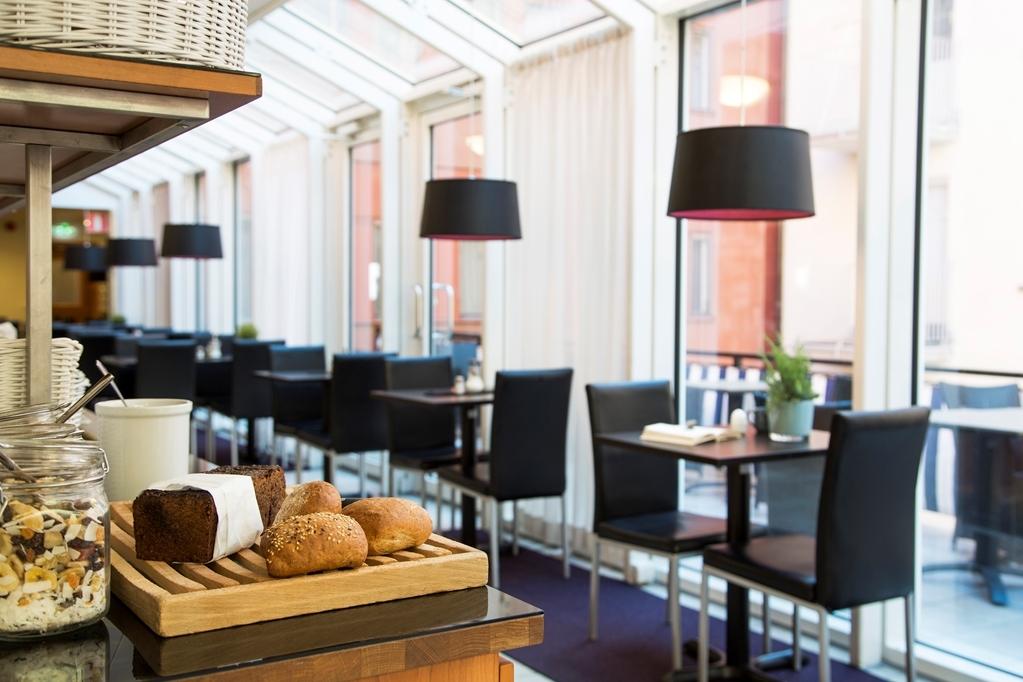 Best Western Kom Hotel Stockholm - Breakfast Room