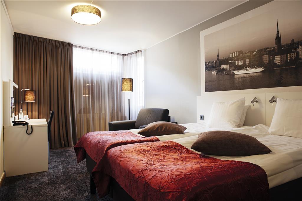 Best Western Kom Hotel Stockholm - Triple Room