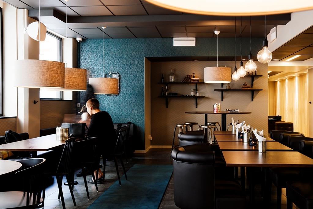Best Western Kom Hotel Stockholm - Rose Café