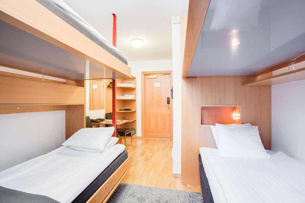 Best Western Kom Hotel Stockholm - Budget Room