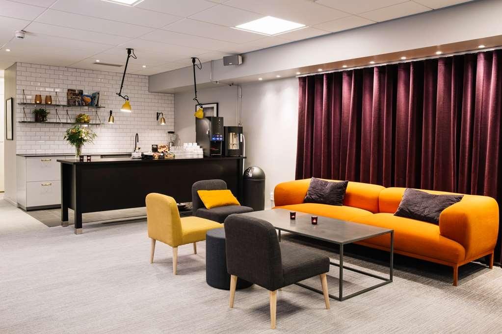 Best Western Kom Hotel Stockholm - centro de negocios-característica