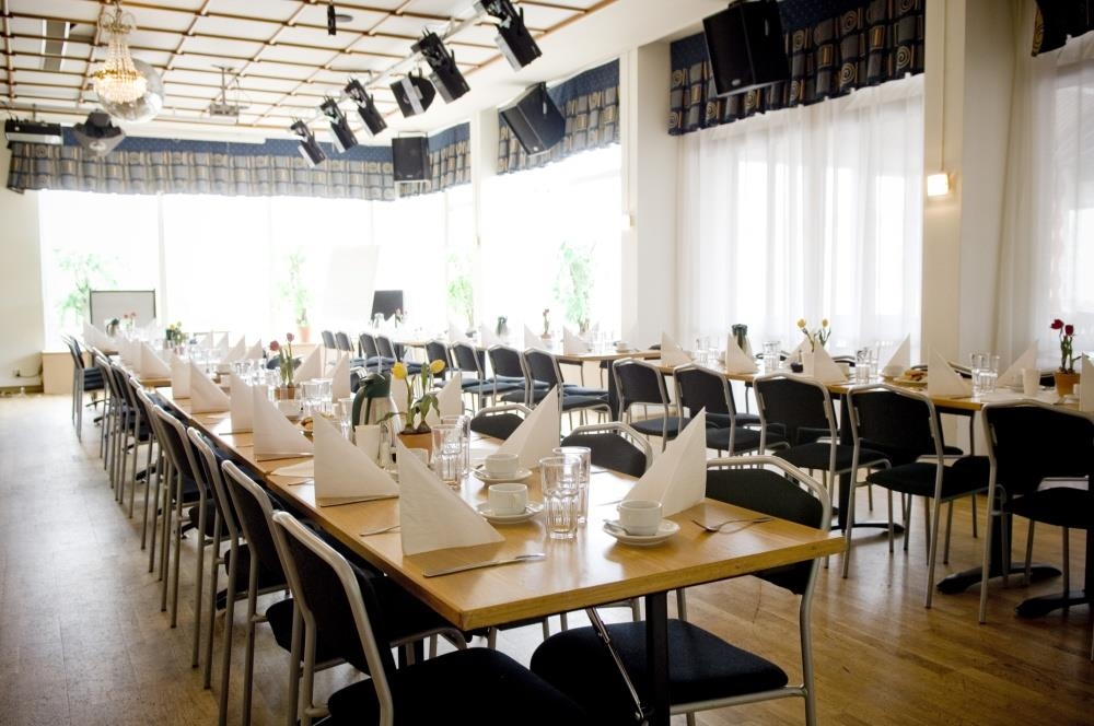 Best Western Hotel Tranas Statt - buffet