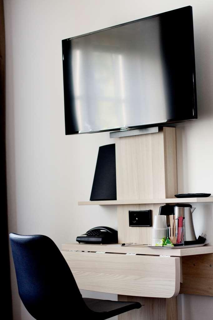 Best Western Hotel Svava - Desk