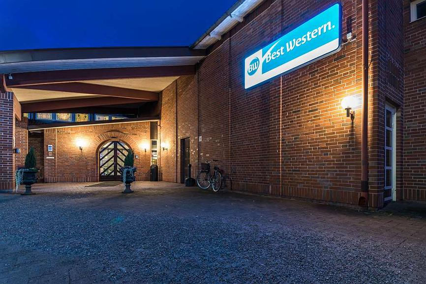 Best Western Gustaf Wasa Hotel - Vista exterior