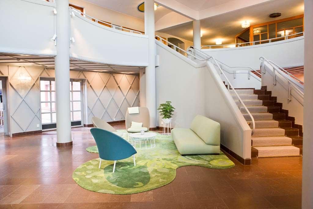 Best Western Gustaf Wasa Hotel - Hotelhalle