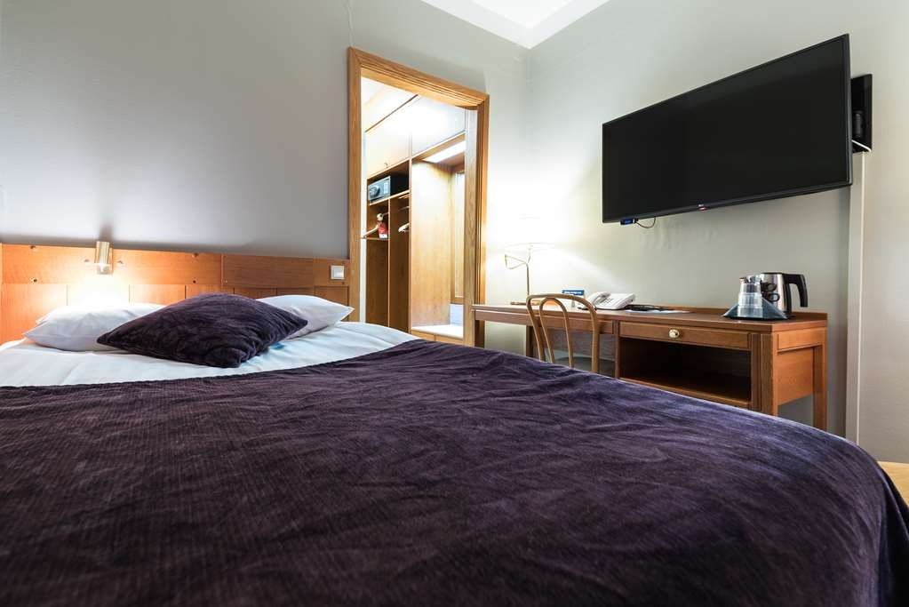 Best Western Gustaf Wasa Hotel - Gästezimmer/ Unterkünfte