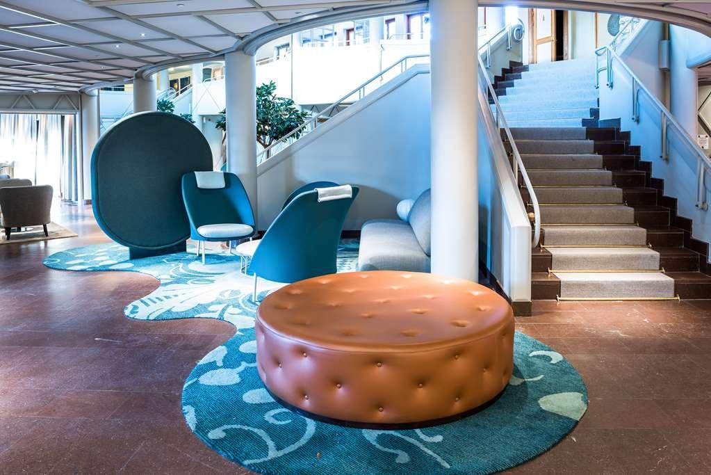 Best Western Gustaf Wasa Hotel - Lobbyansicht