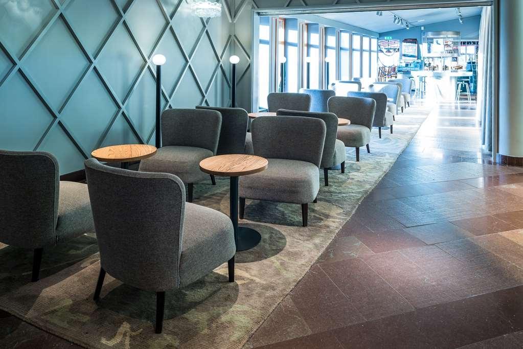 Best Western Gustaf Wasa Hotel - Bar/Lounge