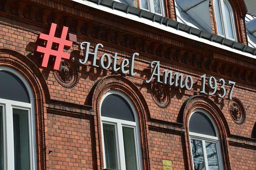 Best Western Hotel Anno 1937 - Best Western Hotel Anno 1937